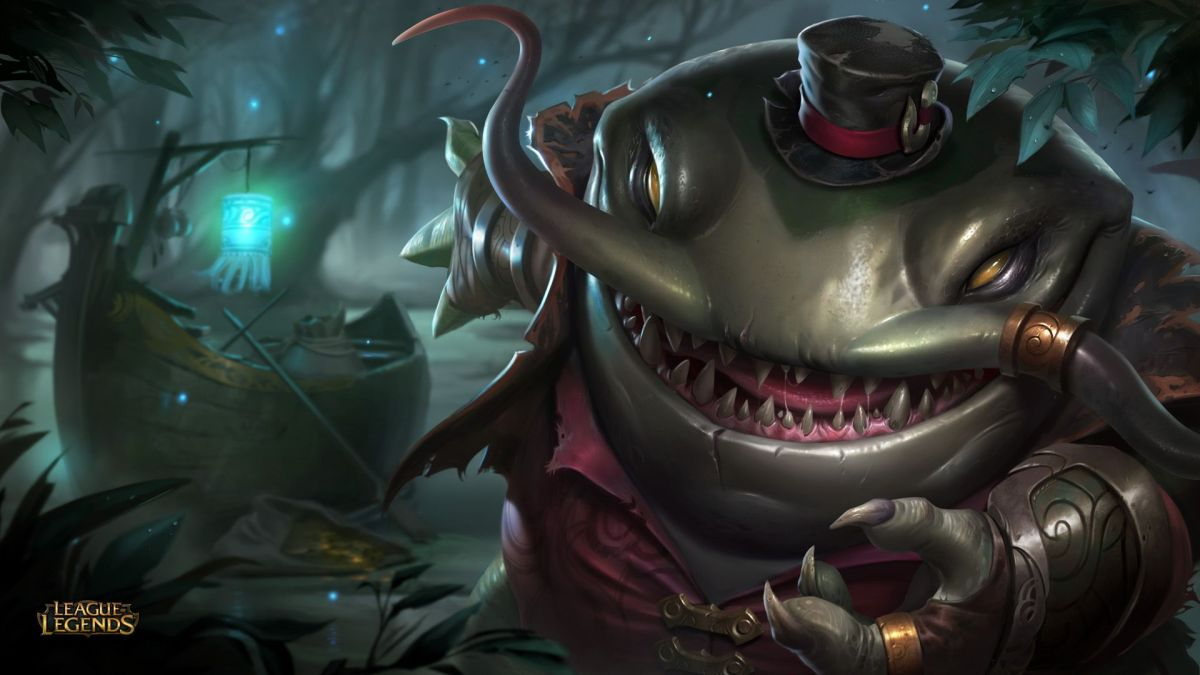 Tahm Kench Support S6 - Guida